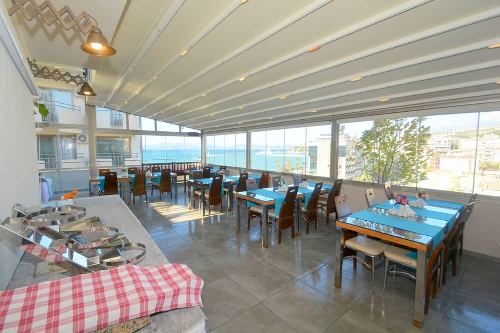 Restoranımız - Hotel İstanköy Kuşadası