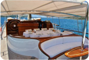 Standart Menümüz - Royal İstanköy Kiralık Tekne Turları