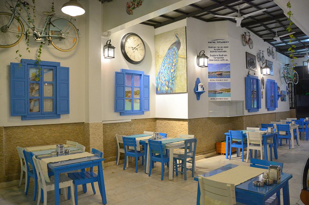 Istankoy Bodrum Hotel Restaurant